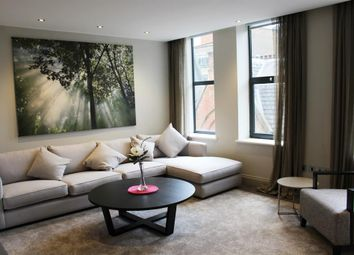Thumbnail 1 bed flat to rent in King Street, Manchester
