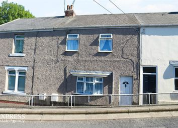 Thumbnail 3 bed terraced house for sale in Moneys Buildings, West Cornforth, Ferryhill, Durham