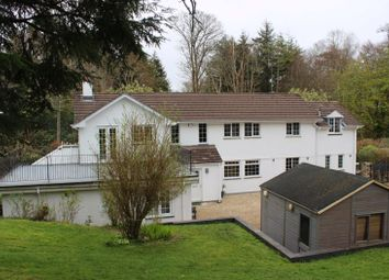 Thumbnail 5 bed detached house for sale in Boscundle, St. Austell