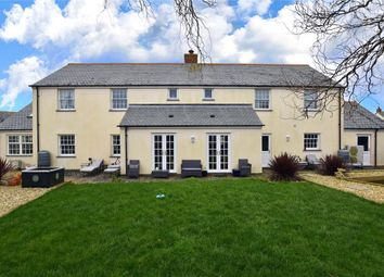 Thumbnail Detached house for sale in Tower Meadows, St. Buryan, Penzance, Cornwall