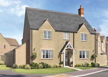 Thumbnail 4 bed detached house for sale in The Loseley, Off Rousham Road, Tackley, Oxfordshire