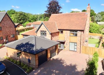 Thumbnail 4 bed detached house for sale in Nightingale Close, Melton