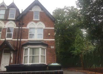 Thumbnail 1 bed flat to rent in Lyttleton Road, Edgbaston Birmingham