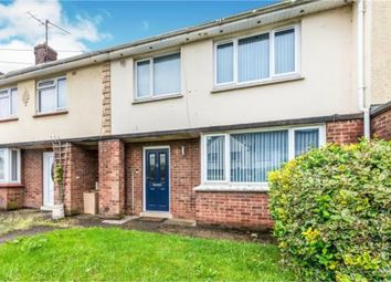 3 bed terraced house for sale in Denton Close, Rushden, Northamptonshire NN10