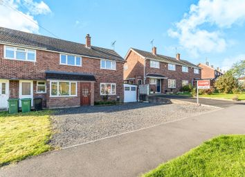 Thumbnail 3 bed semi-detached house for sale in Windermere Drive, Warndon, Worcester