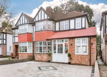 3 bed semi-detached house to rent in Portland Avenue, New Malden KT3