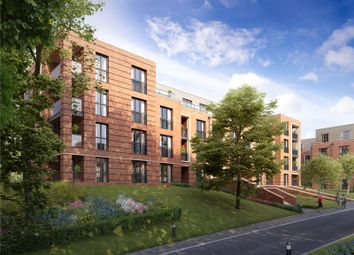 Thumbnail 2 bed flat for sale in Bedivere, Winchester, Hampshire