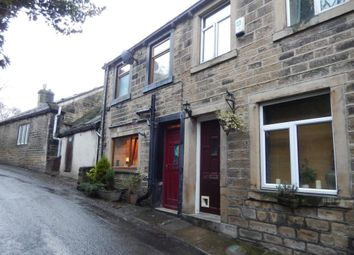 Thumbnail 3 bed terraced house to rent in Back Lane, Holmfirth