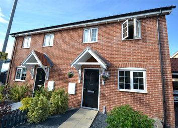 Thumbnail 3 bed semi-detached house to rent in Lewis Road, Clacton-On-Sea