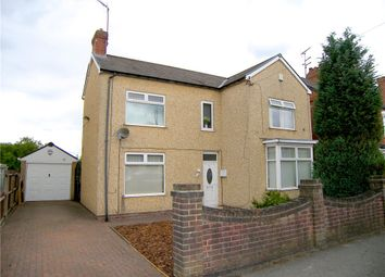 Thumbnail 3 bed detached house for sale in Leamoor Avenue, Somercotes, Alfreton