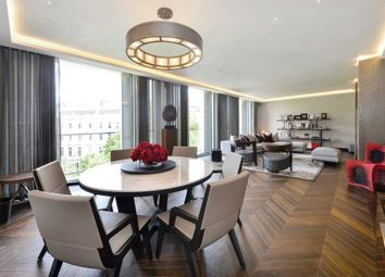 Thumbnail 5 bed flat to rent in Chesham Place, Belgravia