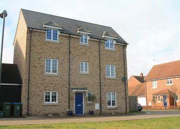Thumbnail 5 bed detached house for sale in Lewis Close, Aylesbury