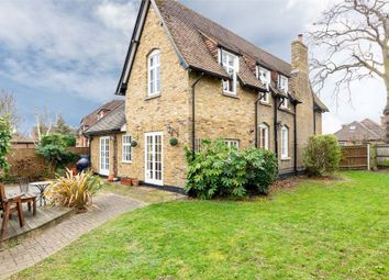Thumbnail 3 bed detached house for sale in Cottimore Lodge, 119 Sidney Road, Walton-On-Thames, Surrey