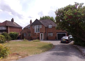 Thumbnail 4 bed detached house for sale in Beamhill Road, Burton-On-Trent, Staffordshire