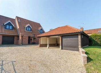 Thumbnail 3 bed detached house for sale in Eastgate Street, North Elmham, Dereham