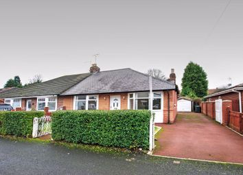 3 bed semi-detached bungalow for sale in King George Road, Newcastle Upon Tyne NE3