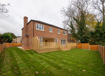 Thumbnail 5 bed detached house for sale in Rickerscote Road, Stafford