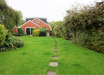 Thumbnail 5 bed detached bungalow for sale in Nabs Head Lane, Preston