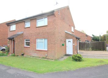 Thumbnail 1 bed end terrace house for sale in Enderby Road, Luton