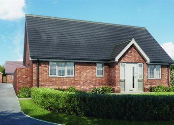 Thumbnail 2 bed detached bungalow for sale in Plot 'old Stables', Walton Road, Kirby-Le-Soken, Frinton-On-Sea