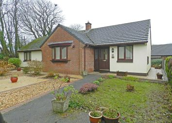Thumbnail 4 bed bungalow for sale in Woodlands View, Johnston, Haverfordwest