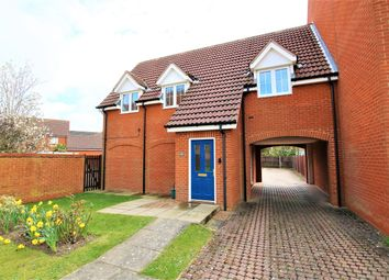 Thumbnail 2 bed property for sale in Windsor Park Gardens, Old Catton