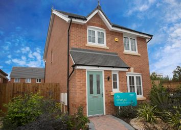 Thumbnail 3 bed detached house for sale in Rossmore Road East, Ellesmere Port, Cheshire