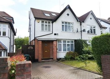 Thumbnail 4 bed semi-detached house to rent in Fursby Avenue, Finchley, London
