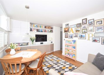 Thumbnail 1 bed flat for sale in Effra Road, London