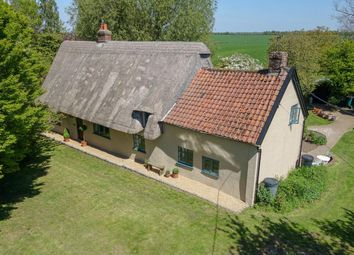 Thumbnail 4 bed cottage for sale in Hargrave, Bury St. Edmunds