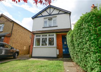 Thumbnail 3 bed detached house to rent in Dudley Road, Walton-On-Thames