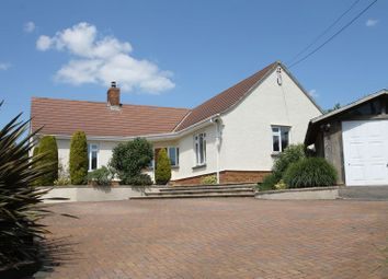 Thumbnail 3 bed detached bungalow for sale in Wookey Hole Road, Wells