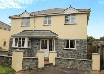 Thumbnail 4 bed detached house for sale in Roche, St. Austell, Cornwall