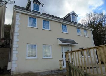 Thumbnail 4 bed detached house for sale in Graig Road, Alltwen, Swansea