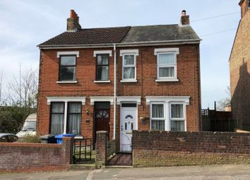 Thumbnail 3 bedroom semi-detached house to rent in Devonshire Road, Ipswich