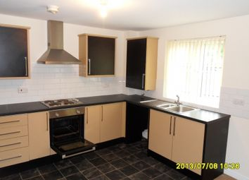 Thumbnail 2 bed flat to rent in Parkway South, Doncaster