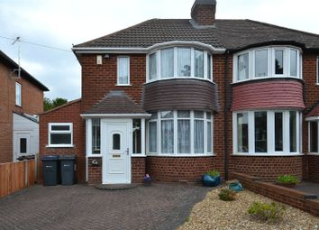 2 bed semi-detached house for sale in Kingshurst Road, Northfield, Birmingham, West Midlands B31