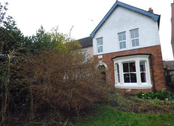 Thumbnail 3 bed detached house for sale in Warren Avenue, Stapleford, Nottingham