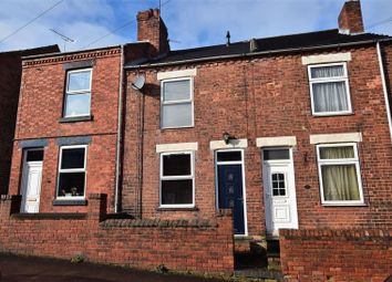 Thumbnail 2 bed terraced house for sale in Meadow Lane, Alfreton