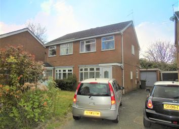 Thumbnail 3 bed property for sale in Wickham Gardens, Wolverhampton