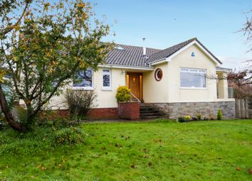 Thumbnail 4 bedroom detached bungalow for sale in Devon House Drive, Bovey Tracey, Newton Abbot