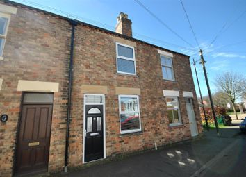 Thumbnail 2 bedroom terraced house to rent in Church Lane, Quorn, Loughborough