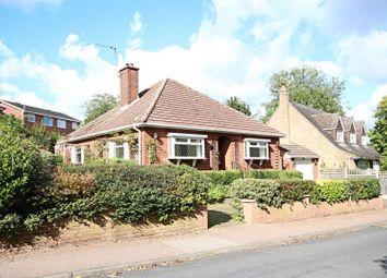 Thumbnail 3 bed detached bungalow to rent in Fairway, Sawbridgeworth, Herts