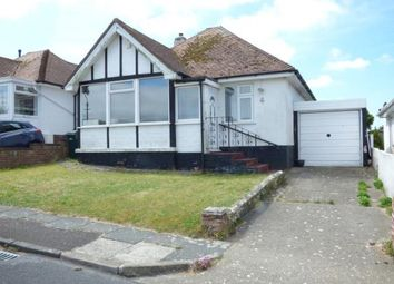 Thumbnail 2 bed bungalow for sale in Westfield Avenue South, Saltdean, Brighton, East Sussex