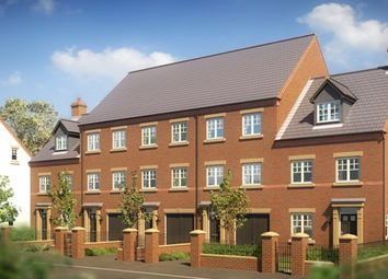 Thumbnail 3 bed mews house for sale in The Melford, William Nadin Road, Swadlincote, Derby