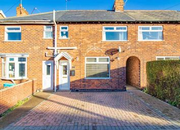 Thumbnail 3 bed terraced house for sale in Doncaster Grove, Long Eaton, Nottingham