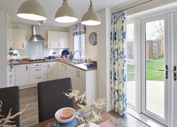 "Thumbnail 4 bed detached house for sale in ""Hemsworth"" at Westend, Stonehouse"
