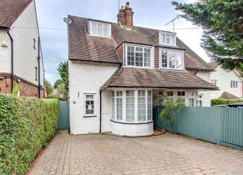 Moreton Almshouses, London Road, Westerham TN16. 3 bed semi-detached house for sale