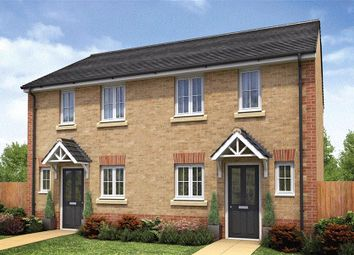 Thumbnail 2 bed semi-detached house for sale in Murrell Way, Shrewsbury