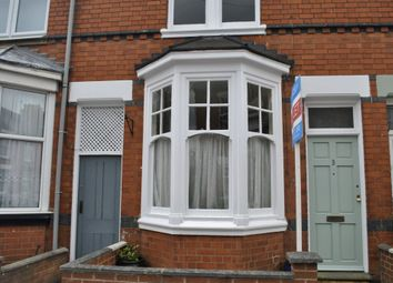 Thumbnail 2 bed terraced house to rent in Beaumont Street, Oadby